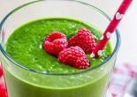 Ingredients  1 avocado 1 tsp. powdered maca root 1 cup of fresh or frozen raspberries